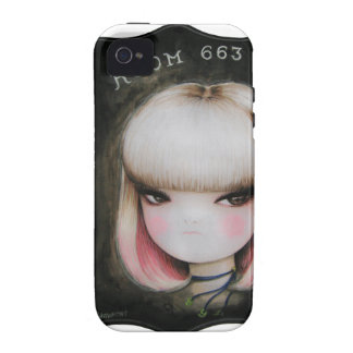 Room 663 iPhone 4 cover