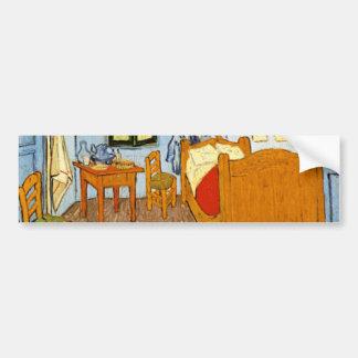 Room at Arles <br> Bumper Sticker