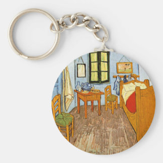 Room at Arles <br> Keychain