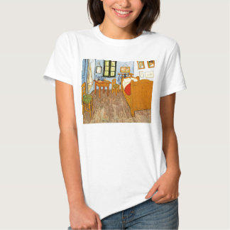 Room at Arles <br> Ladies Baby Doll (Fitted) Shirt