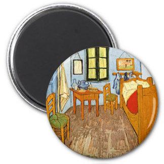 Room at Arles <br> Magnet