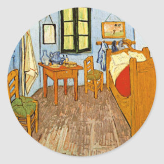 Room at  Arles Sticker