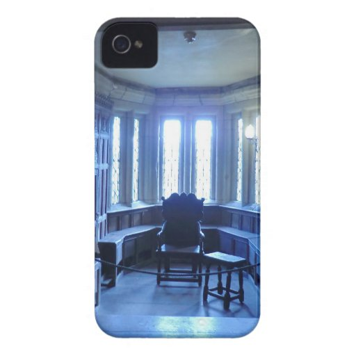 Room at Haddon Hall in Derbyshire Case-Mate iPhone 4 Case