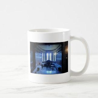Room at Haddon Hall in Derbyshire Classic White Coffee Mug