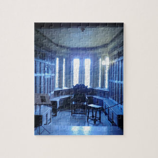Room at Haddon Hall in Derbyshire Jigsaw Puzzle