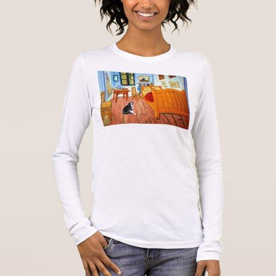 Room - Boston Terrier #4 Long Sleeve T-Shirt