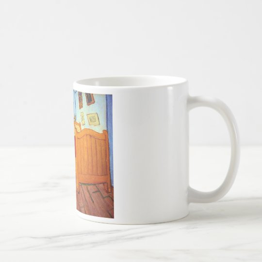 Room - Calico cat Coffee Mug