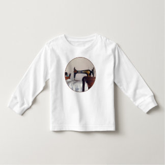 Room': de costura tee shirt
