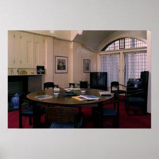 Room de director impresiones