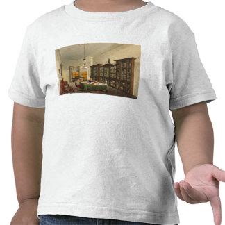 Room de la secretaria, casa de Apsley, por T. Camiseta