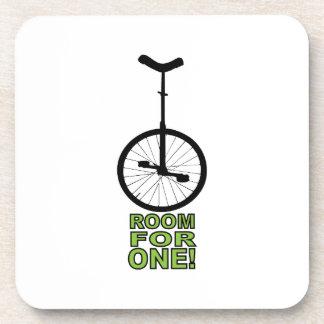 Room For One! Beverage Coaster