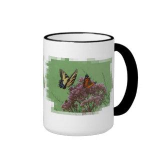 Room for two ringer coffee mug