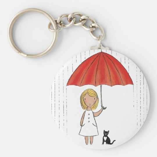 Room for You Keychain