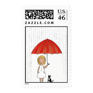 Room for You postage stamps