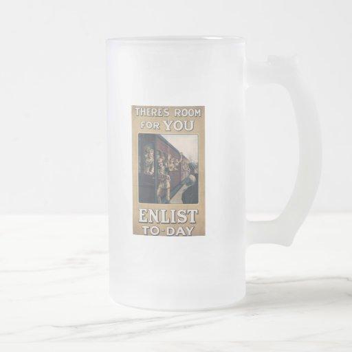 Room For You World War 2 Coffee Mug