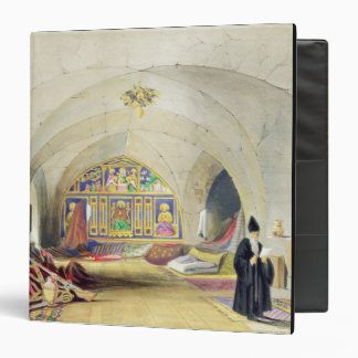 Room in an Armenian Convent, in Jerusalem (colour Binder
