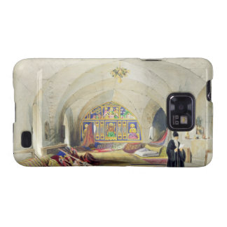 Room in an Armenian Convent, in Jerusalem (colour Samsung Galaxy SII Case