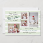 Room on the Nice List Christmas Birth Announcement