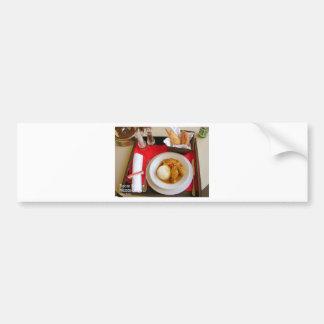 Room Service - Monte Carlo Bumper Sticker