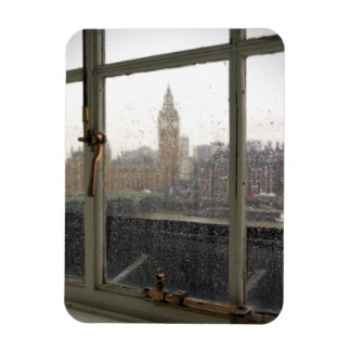 Room With a View - Big Ben - London Magnet