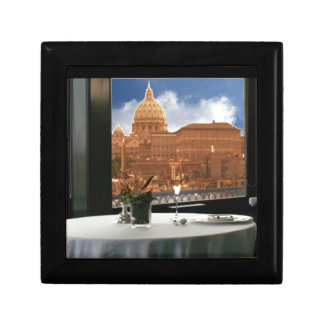 Room with a view decorative photograph urban livin gift box
