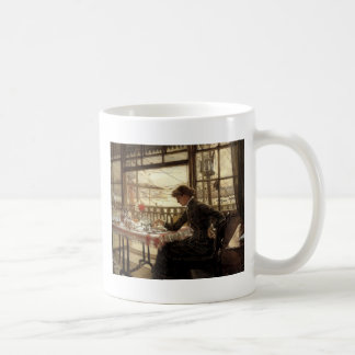 Room With a View of the Harbor Coffee Mug