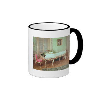 Room with the harpsichord mug