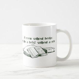 Room Without Books Coffee Mug