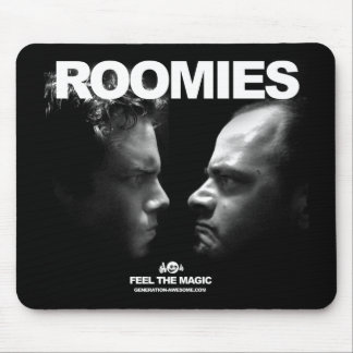 Roomies Mouse Pad
