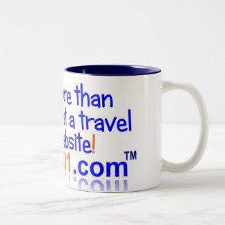 Rooms101.com Coffee Mugs