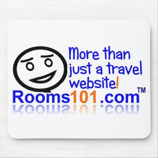 Rooms101.com Mousepad