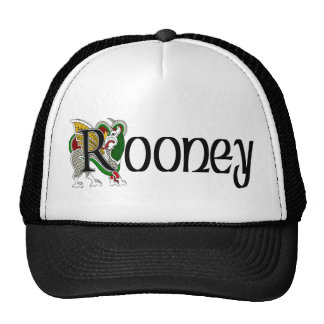 Rooney Celtic Dragon Cap Trucker Hat
