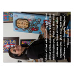 ROOPA DUDLEY ART QUOTE POSTER
