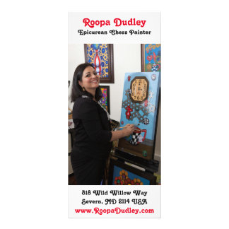 Roopa Dudley Rack Card