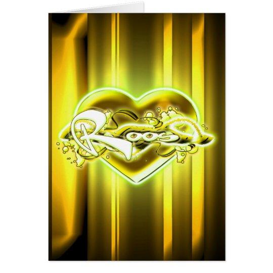 Roos Card
