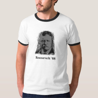 Roosevelt '08 remera