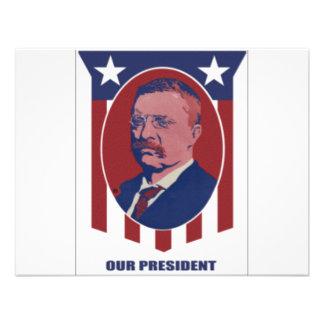 Roosevelt 1900 comunicados personales