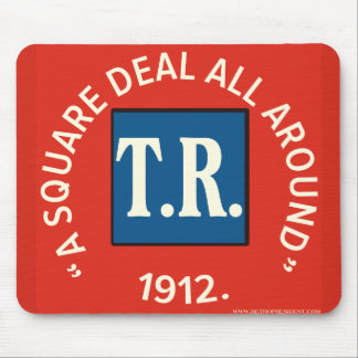 Roosevelt-1912 - Customized Mouse Pad