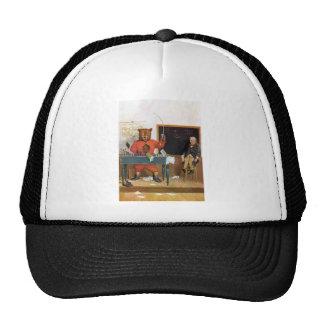 Roosevelt Bear as a Substitute Teacher Trucker Hat