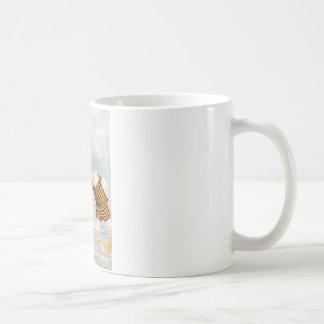 Roosevelt Bears at Atlantic City Beach Coffee Mug