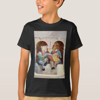 Roosevelt Bears at the Public Library T-Shirt