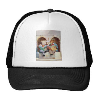 Roosevelt Bears at the Public Library Trucker Hat