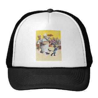 Roosevelt Bears Buttery Bakery Trucker Hat