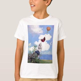 Roosevelt Bears Descend from Hot Air Ballon T-Shirt