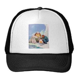 Roosevelt Bears Go Fishing In Alaska Trucker Hat