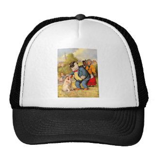 Roosevelt Bears & Old Mother Hubbard & Her Dog Trucker Hat