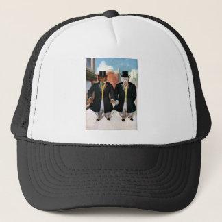 Roosevelt Bears On the Town In New York Trucker Hat