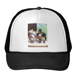 Roosevelt Bears on the Vaudeville Stage Trucker Hat