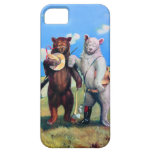 Roosevelt Bears Out in the American West iPhone 5 Covers