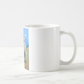 Roosevelt Bears Out in the American West Coffee Mug